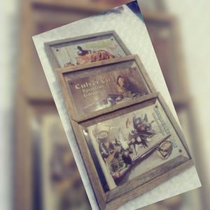 Other - 3 Picture frame style farm